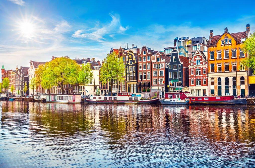 21. – 25.04.21: 5 Tage Holland mit Amsterdam & Rotterdam